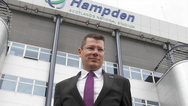 Neil Doncaster indicated he had no plans to step down from his position as chief executive of the SPL