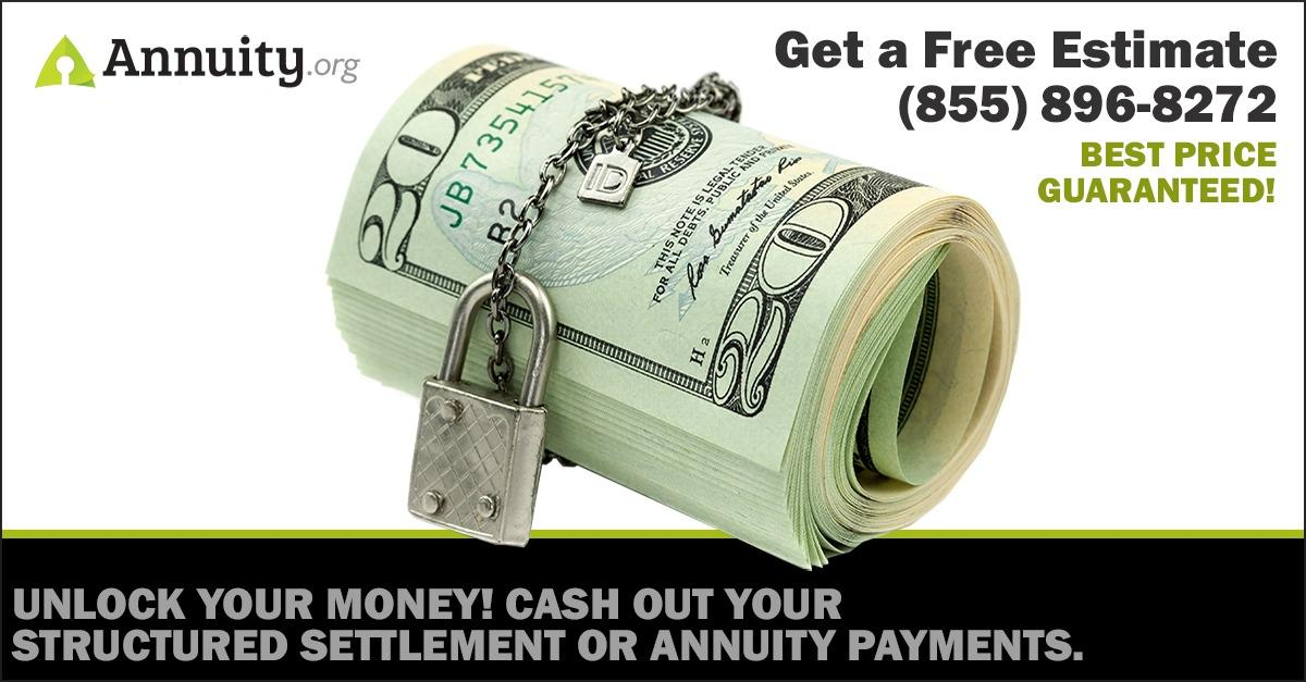 Cash Out Your Structured Settlement or Annuity