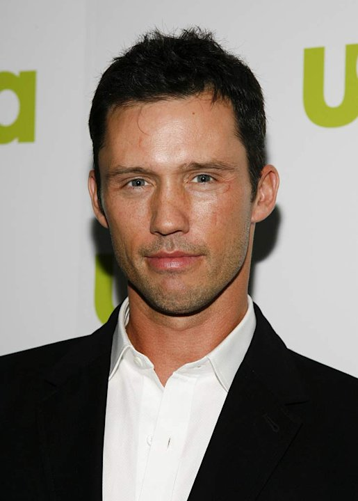 Jeffrey Donovan arrives at the 2007 Upfronts - USA Network Celebrates its Lineup of Stars.