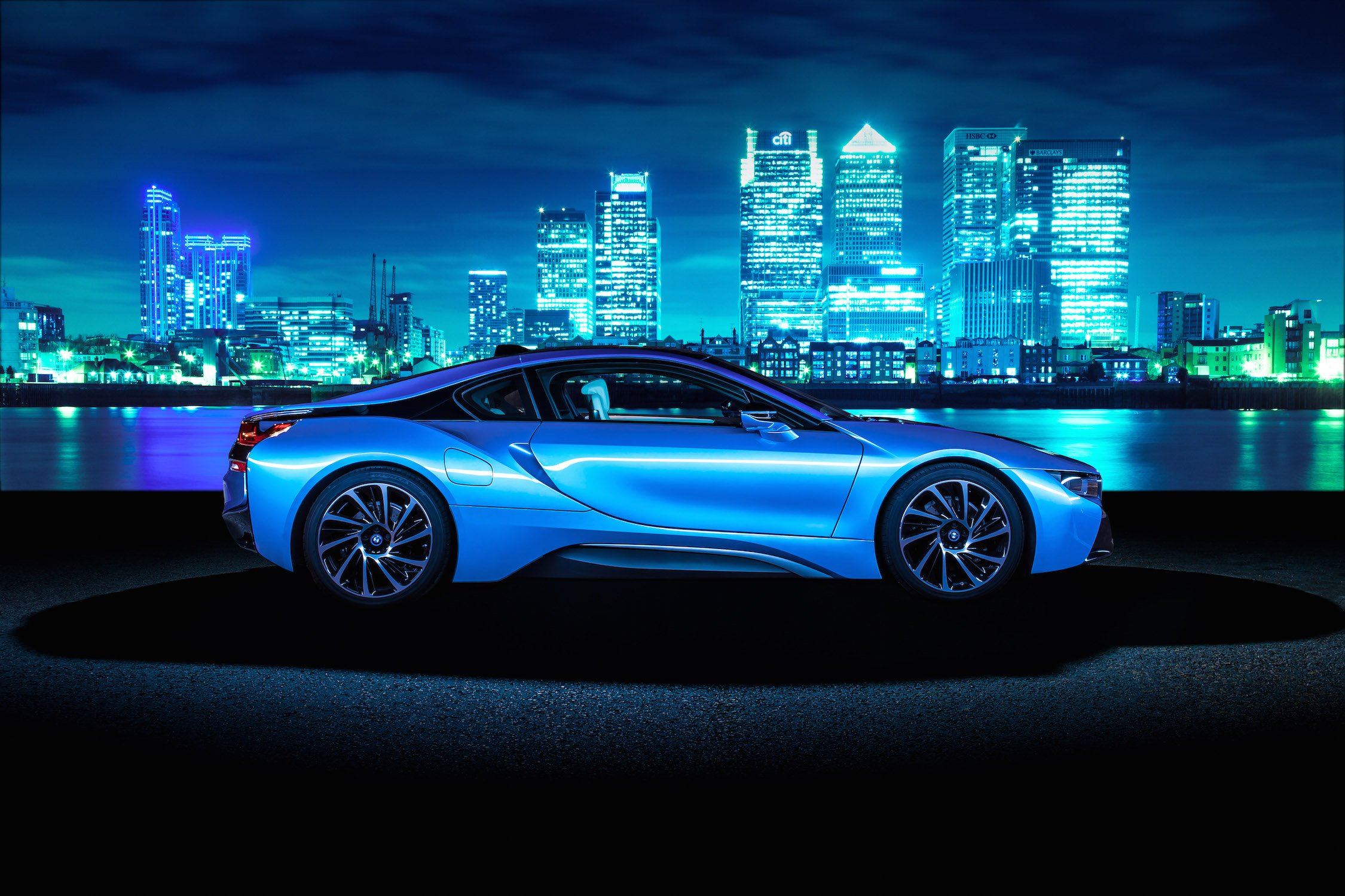 The Bmw I8 Supercar Is Officially The Best Car In The Uk