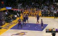 Kobe Bryant Throws Down First Dunk But Is Still Looking For First Win Since Return (VIDEO)