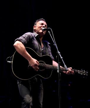Bruce Springsteen Returns With Wild New Album
