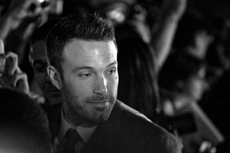 Ben Affleck at the Toronto International Film Festival in 2010. This event hosted the World Premiere of The Town.
