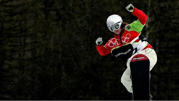 Snowboard - Confident Gillings eases through World Cup qualifying