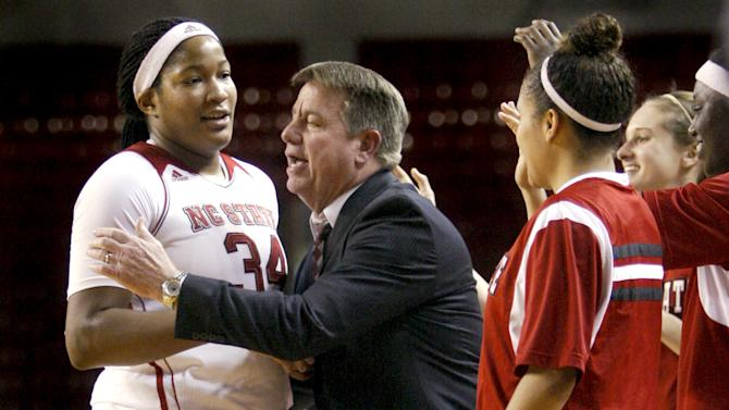 No. 20 Wolfpack off to strong start under Moore