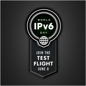 IPv6 Day - Join the Test Flight