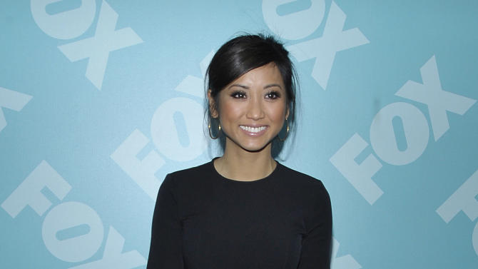 Actress Brenda Song arrives at the 2013 FOX Programming Presentation Post Party at Wollman Rink in Central Park on Monday, May 13, 2013 in New York, New York. (Photo by Andrew Marks/Invision for FOX/AP Images)