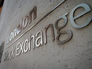 London's benchmark FTSE 100 index jumped 1.29 percent to close at 6,742.10 points