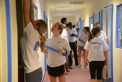 For Global Impact Day 2014, CEB employees helped to refurbish and revitalize local schools throughout the D.C.-metro area.