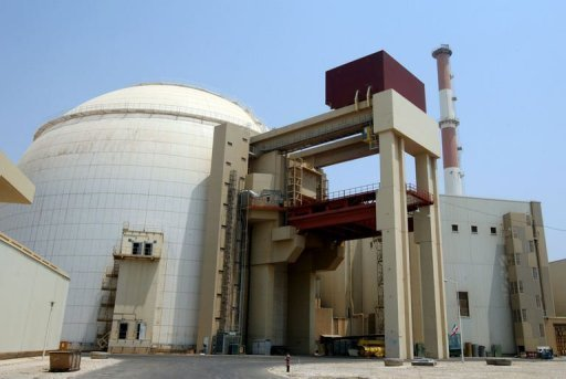The Russian-built nuclear power plant in Bushehr, southern Iran. The standoff on Iran&#39;s nuclear programme is worrying, according to the head of the UN atomic watchdog who stressed that work for a diplomatic solution should continue