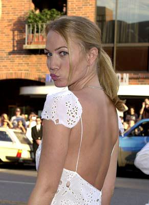 Sarah Wynter at the Westwood premiere of Universal's American Pie 2