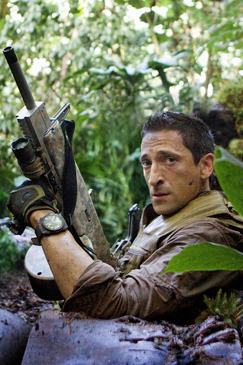 Predators 20th Century Fox 2010 Adrien Brody