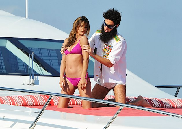 The Dictator Cannes