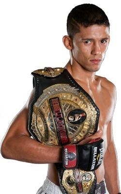 Bellator Champ Eduardo Dantas Knocked Out in Brazil by Tyson Nam at Shooto 33