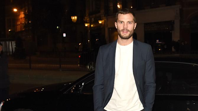Jamie Dornan Reveals How He Personally Feels About S&M and More News