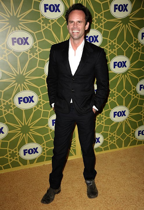 "Walton Goggins (""Justified"") attends the 2012 Fox Winter TCA All-Star Party at Castle Green on January 8, 2012 in Pasadena, California."