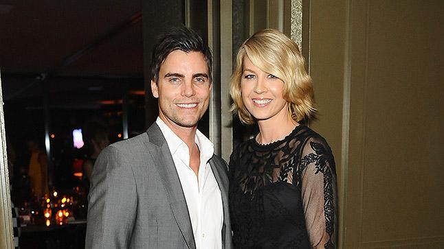 Colin Egglesfield, Jenna Elfman