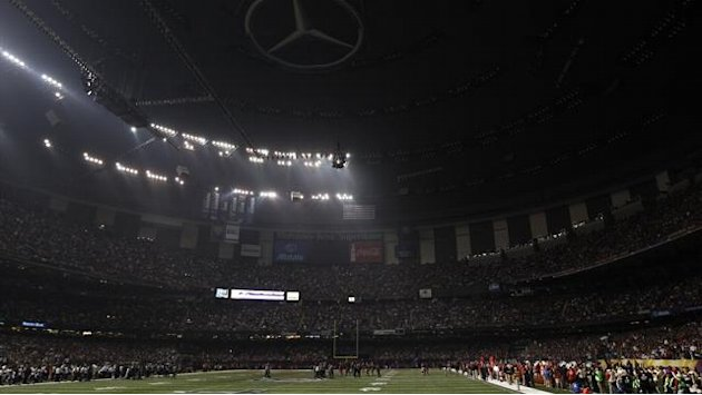 NFL - Source of Super Bowl power outage revealed