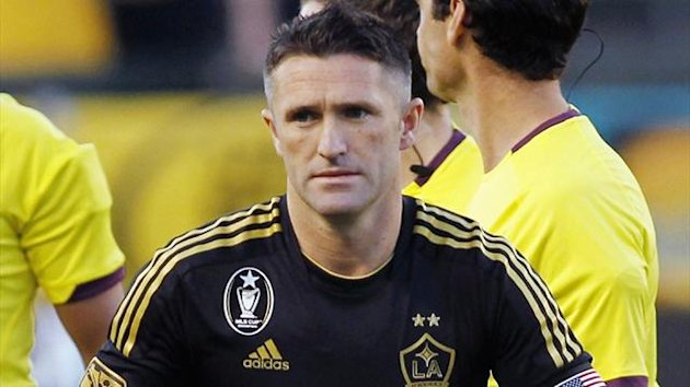 Los Angeles Galaxy&#39;s Robbie Keane (Reuters)