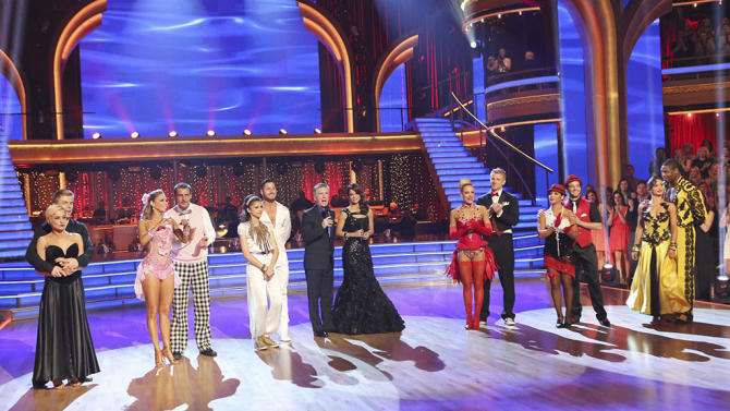 """The cast of """"Dancing With the Stars"""" (5/6/13)"""