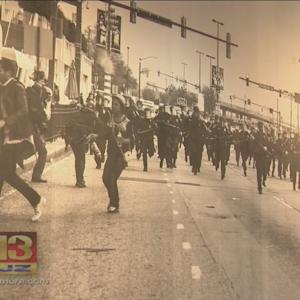 Local Artist Who Captured Baltimore Unrest On Camera Sharing His Work