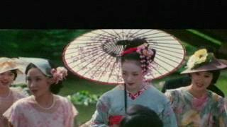Memoirs Of A Geisha Scene: The Cherry Blossom