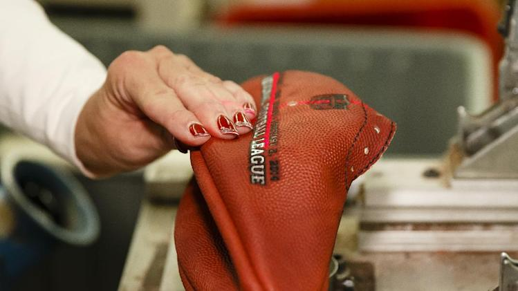 for the NFL football Super Bowl XLVIII to be stamped with the team