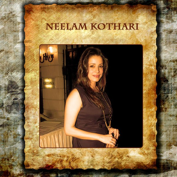 Neelam Kothari