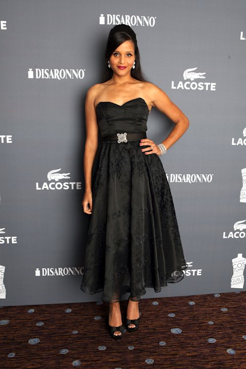 14th Annual Costume Designers Guild Awards With Presenting Sponsor Lacoste - Green Room