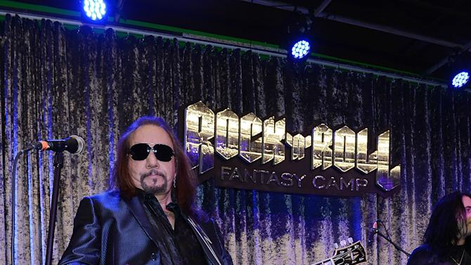Rock 'n' Roll Fantasy Camp With Ace Frehley In Las Vegas