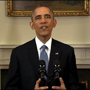 Raw Video: President Obama Signals Softening Relations With Cuba
