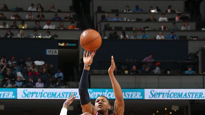 Bradley Beal scores 21 points, Wizards beat 76ers