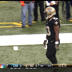 New Orleans Saints running back Darren Sproles 38-yard run