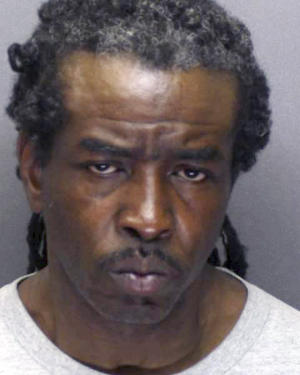 This undated booking photo provided by the Suffolk County District Attorney's Office in Boston shows Marcus Pixley, whose bail on drug charges was reduced because of allegations of mishandling of drug samples by a Massachusetts chemist. Pixley failed to show up for a previously scheduled court hearing Wednesday, Oct. 3, 2012, and is now a fugitive.  (AP Photo/Suffolk County District Attorney's Office)