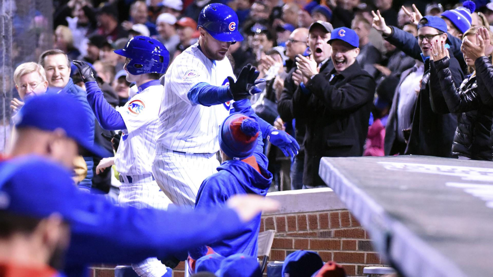Thursday's MLB Rundown: Cubs looking like real World Series contenders