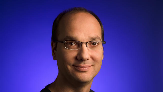 One-time Android boss Andy Rubin becomes… Google's android boss