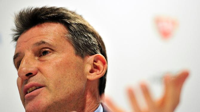 Sebastian Coe, a two-time Olympic gold medallist at 1,500 metres, is vying with former Ukrainian pole-vaulter Sergey Bubka to succeed Lamine Diack, the head of the International Association of Athletics Federations (IAAF)