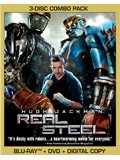 Real Steel Art