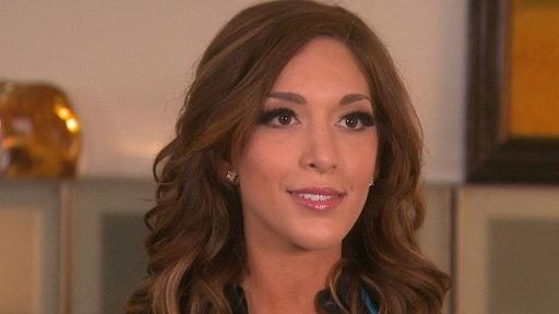 'Teen Mom' Farrah: Sex Tape Meant to Be Private