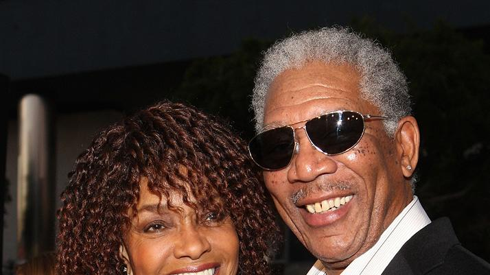 Morgan Freeman 2007 Beverly Todd