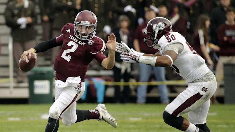 Winston, Manziel look to make Heisman moves