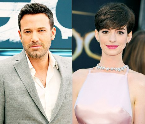 Ben Affleck Shaves His Beard, Anne Hathaway&#39;s Oscar Dress Switch: Top 5 Stories of Today