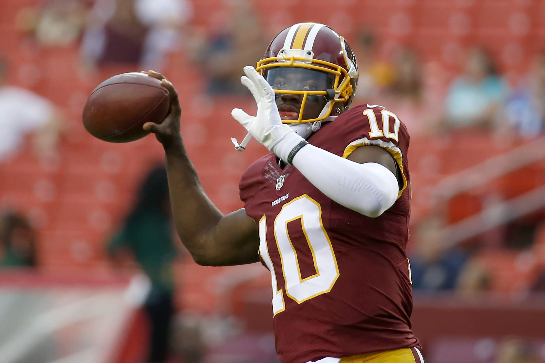 OPEN THREAD: Have we seen the last of RG3 on Redskins?