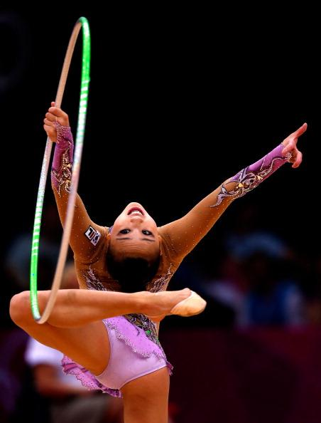 Olympics Day 15 - Gymnastics - Rhythmic