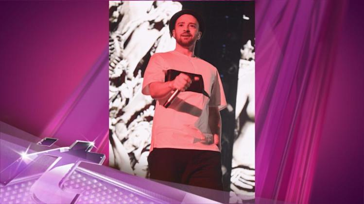 Entertainment News Pop: Justin Timberlake Shows Off New Haircut Before Filming New Music Video