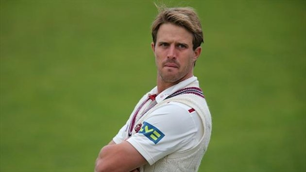 Nick Compton has committed his future to Somerset