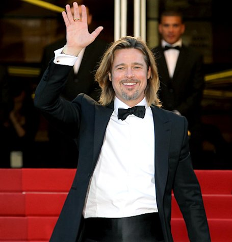Inside Brad Pitt&#39;s Boys Night in Cannes Without Fiancee Angelina Jolie