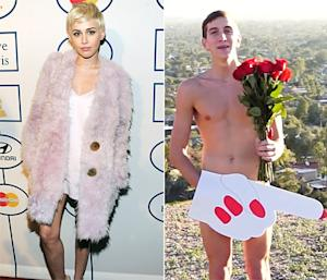Miley Cyrus Responds to High School Prom Invitation from Teen Matt Peterson