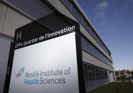 Nestle spends $70 million on U.S. health science hub