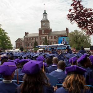 Howard University freezes tuition, offers early graduate rebates